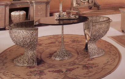 Компактен комплект мебели за двама