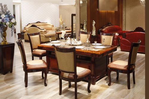VIP мебели за трапезария