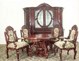 История на италианската мебел