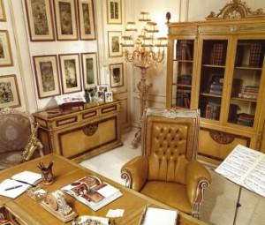Римски барок и мебелното обзавеждане