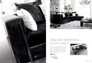 Мебели и интериорно обзавеждане от Италия