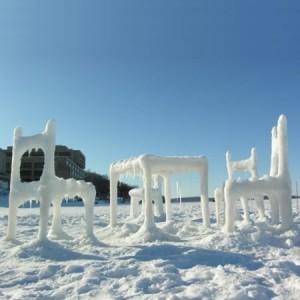Мебели от снягсняг