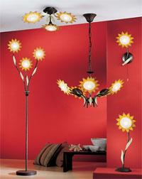 Осветителните тела у дома- лампи и интересни полюлеи