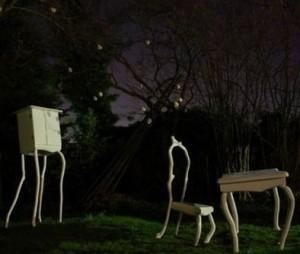 Призрачни мебели