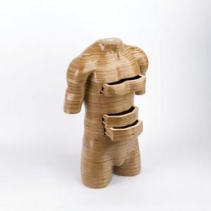 Еко скулптури от дърво