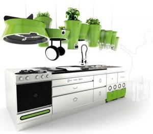 Ekokook- шокираща кухня от бъдещето