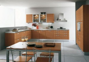 Италиански стил в кухнята