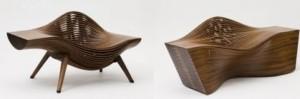 Дървени еко мебели