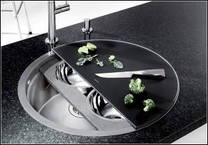 Ергономична мивка