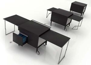 Съвременни офис столове