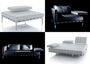 Модерно мебелно обзавеждане за дома