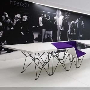 Модерен хибрид маса стол