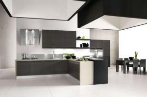 Интериор в кухнята