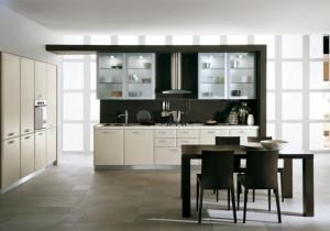 Модерна кухня и дом