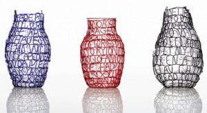 Дизайнерски вазички за дома