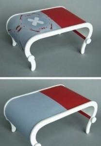 Дизайнерски мебели- хамелеони