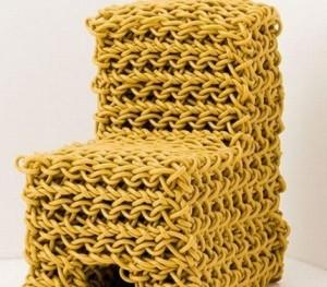 Ръчно изработени плетени мебели