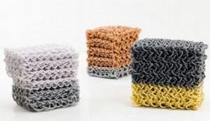 Плетени дизайнерски мебели от Kwangho Lee