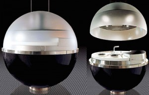 Сферични кухни Gatto