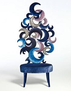 Дизайнерски стол от Италия