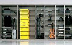 Шкаф купе- интересно дизайнерско решение