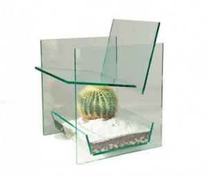 Дизайнерски стол кактус