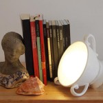 Дизайнерска лапма-чаша